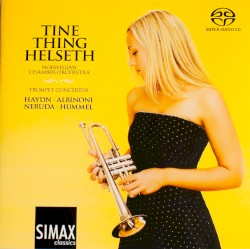 TINE THING HELSETH - Haydn: Trumpet Concerto In E Flat - I Allegro