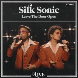 Silk Sonic & Bruno Mars - Leave the door open